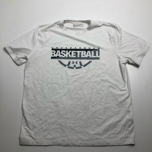 3/30$ Under Armour Basketball Heat Gear Shirt